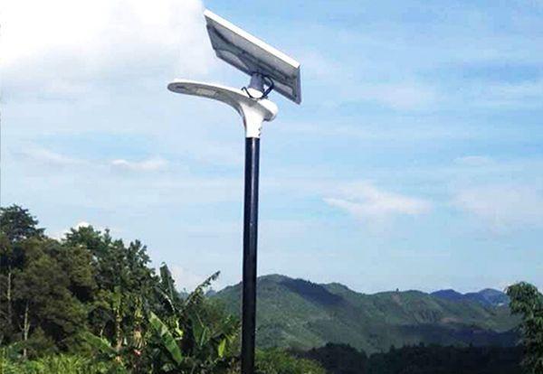 中小型企业太阳能路灯产品的快速发展
