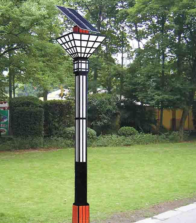 家用太阳能小型路灯