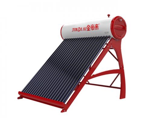 玻璃真空管太阳能热水器